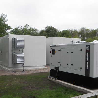 Prefabricated Data Centre