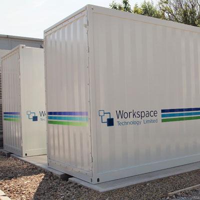 Containerised Data Centres