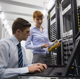 Containerised Data Centre Optimised Support Services
