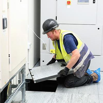 Data Centre Provider for Installation Services